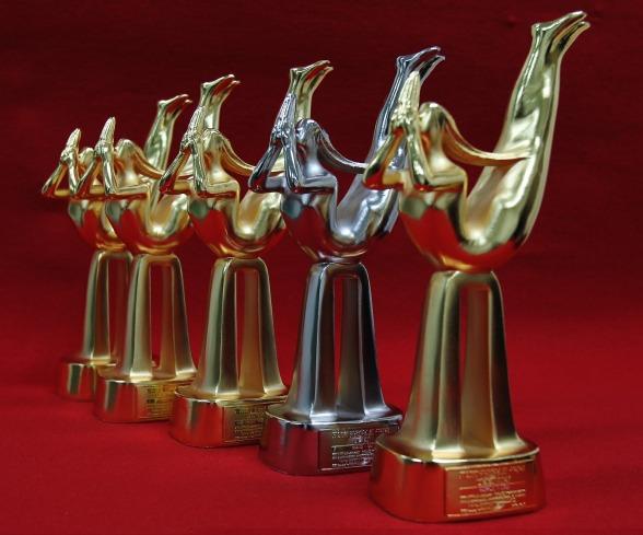 Golden Disk Awards - Trophies